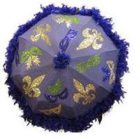 Mardi Gras Second Line Umbrellas.