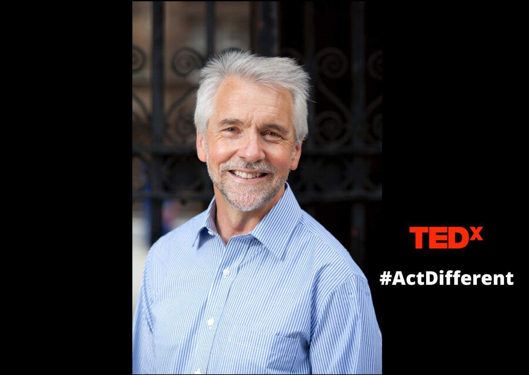 POSTPONED Prof. and TEDx speaker Pete Higgins; Climate change - what's in it for me?