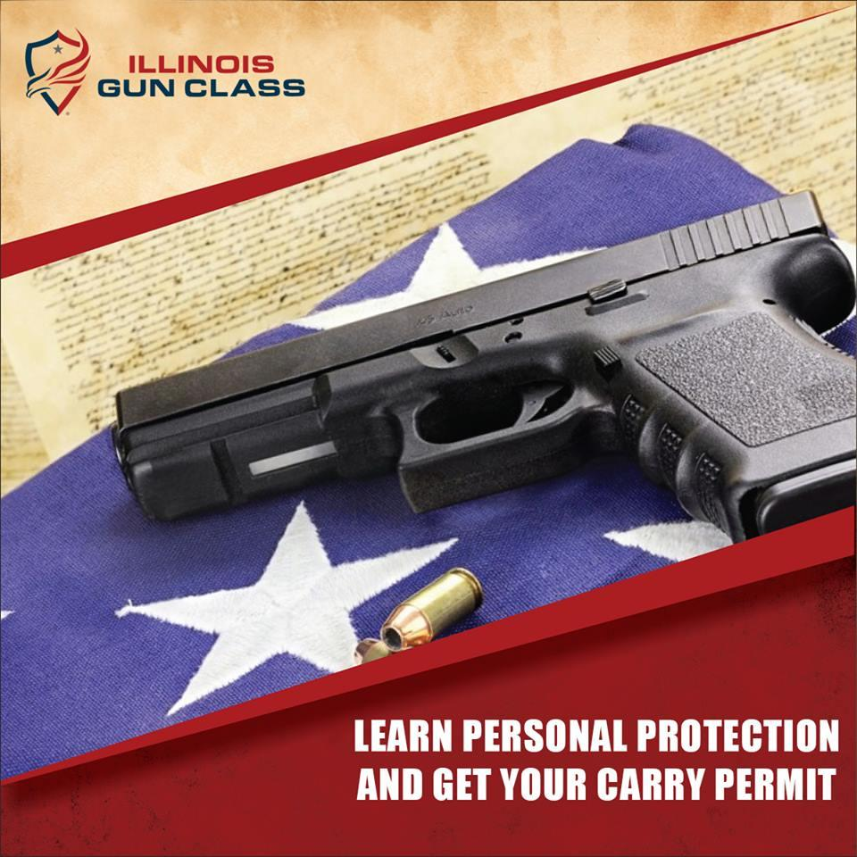 16 Hour Concealed Carry Class Midlothian, IL - Illinois, Arizona & Florida