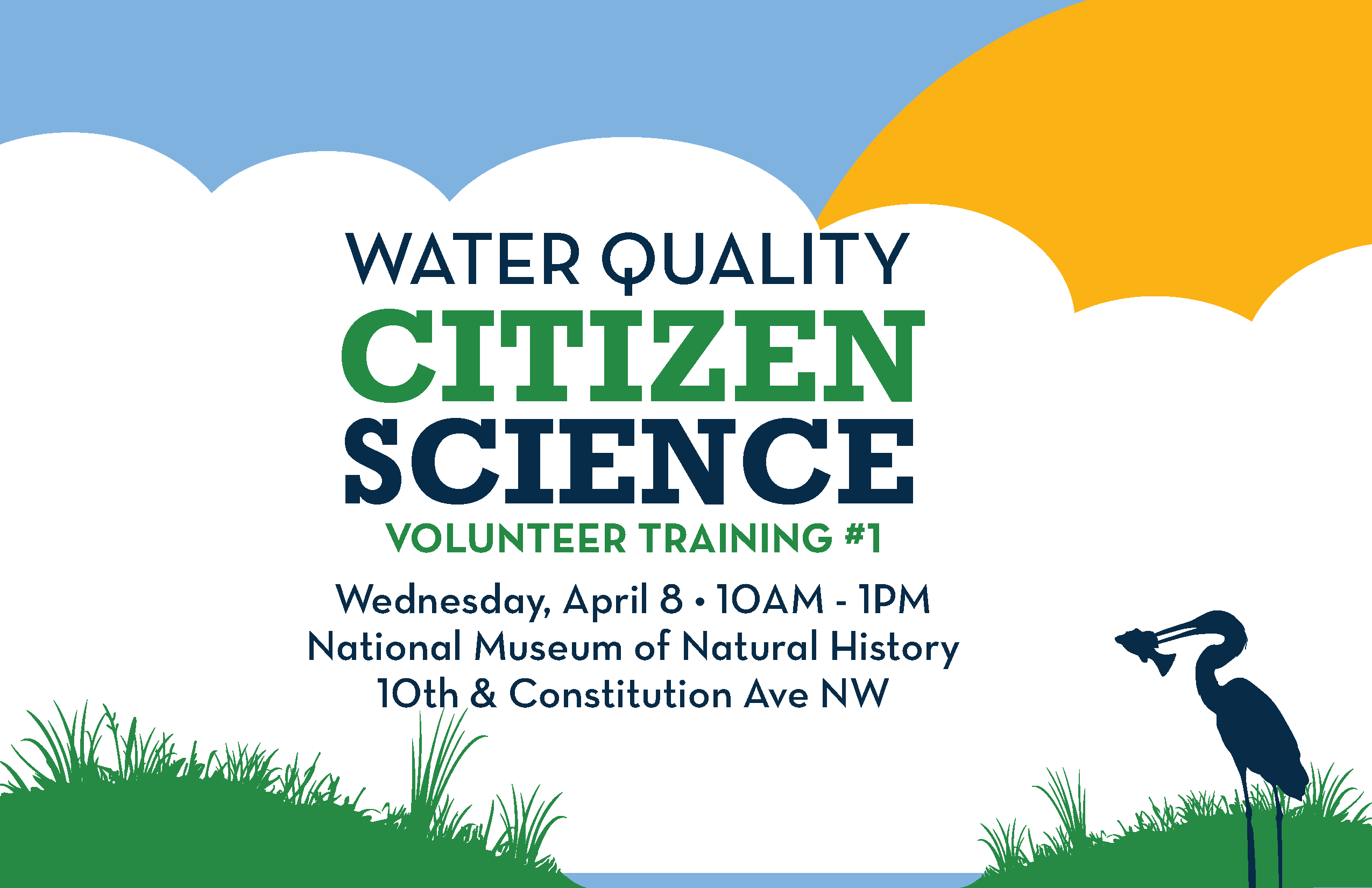 DC Citizen Science: Water Quality Monitoring Training