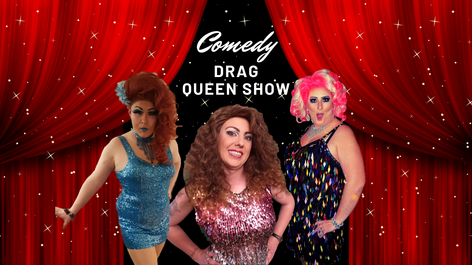 Easter Comedy Drag Queen Show