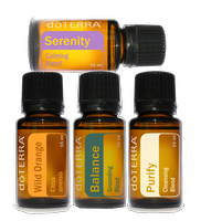 Terra Body Wellness Series (Essential Oils)