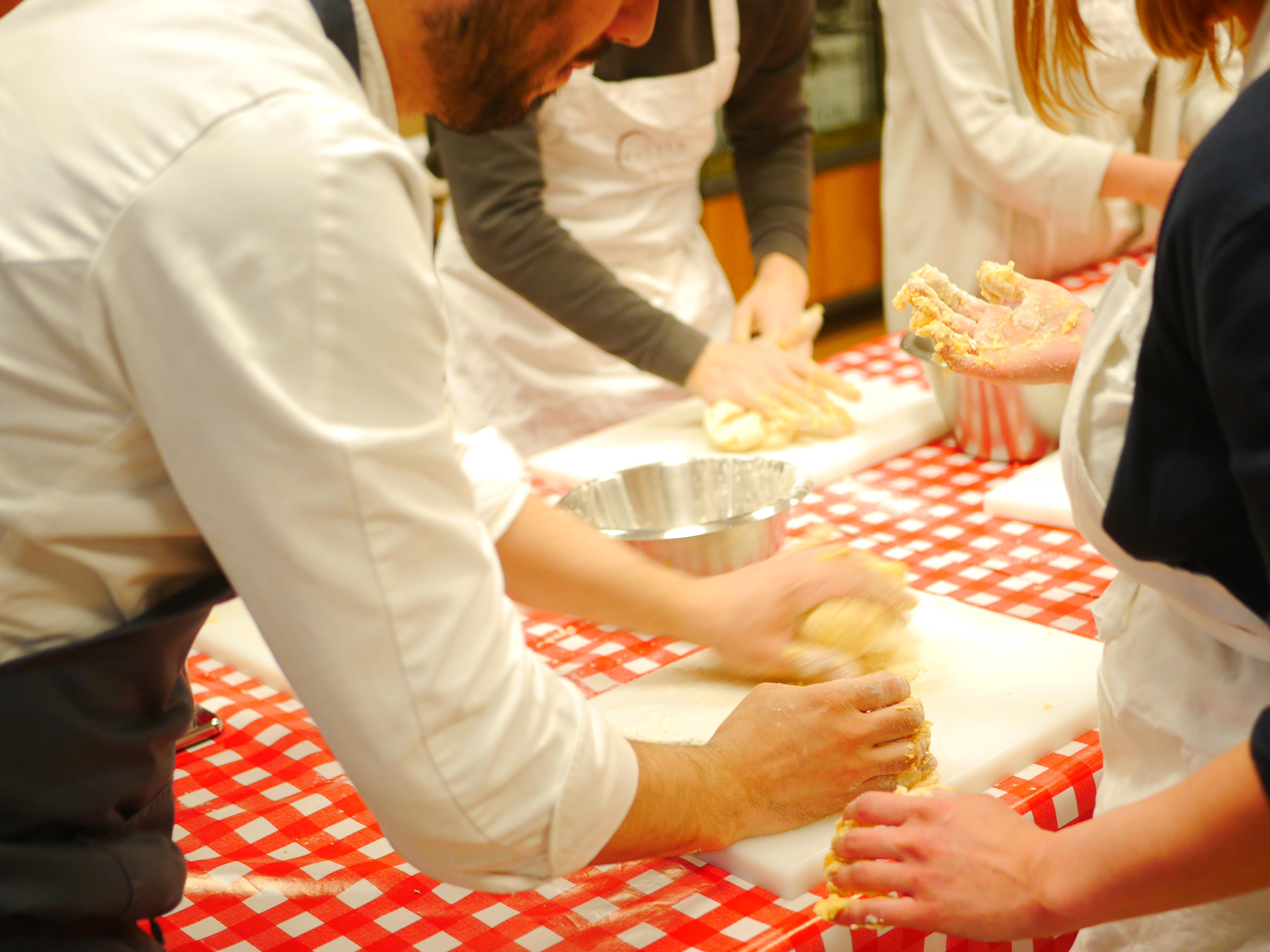 THE BEST OF ITALY | Grana Padano Käse im Fokus und handgemacht Spaghetti