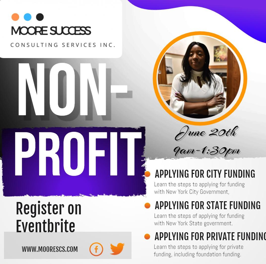 Funding for Non-Profits