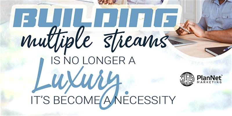 BUILDING MULTIPLE STREAMS OF INCOME (Kerry Patterson)