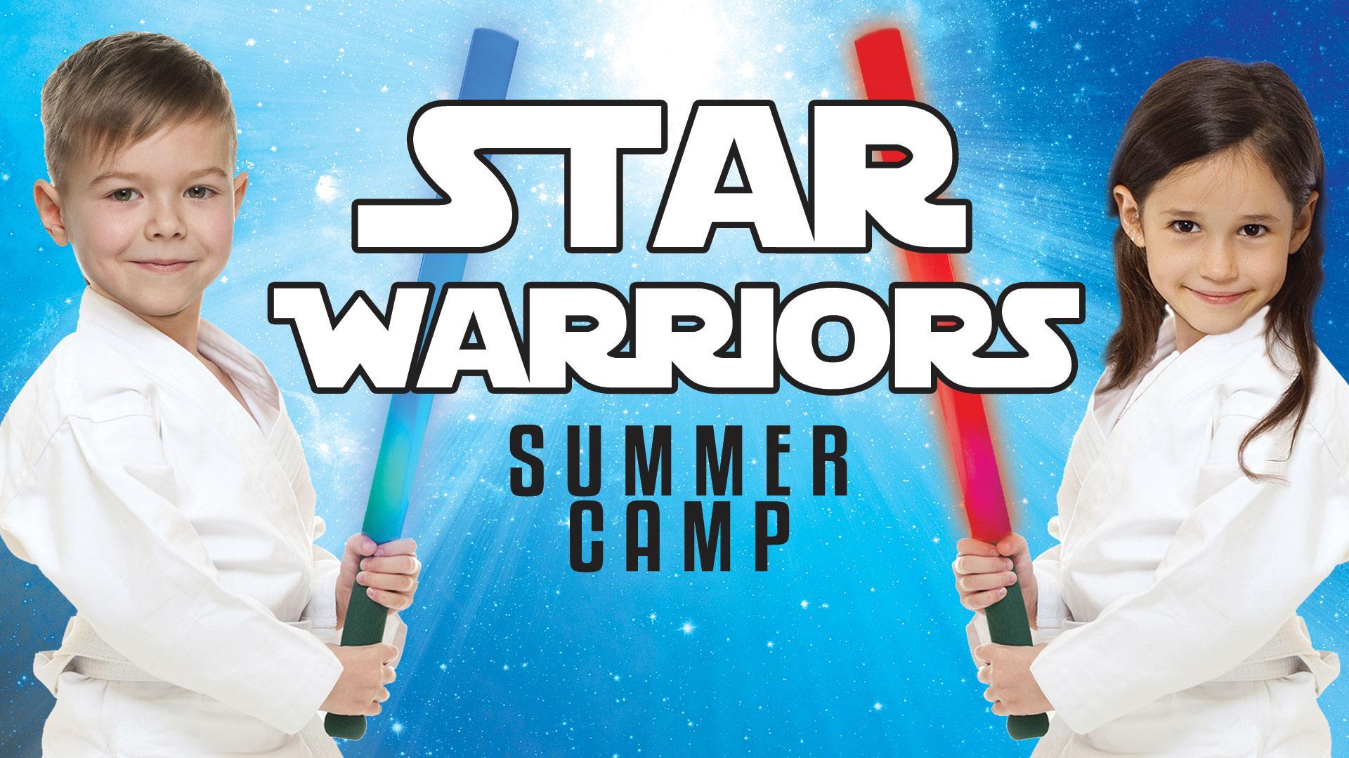 Star Warriors Summer Camp!