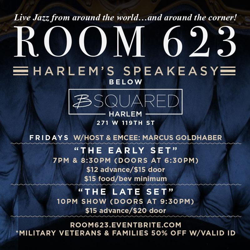 The Early Set at Room 623, Harlem's speakeasy
