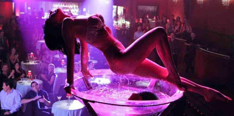 Free Entry to the Hottest Strip Club NYC Offers Sapphire Time Square Location Hottest Strippers NYC