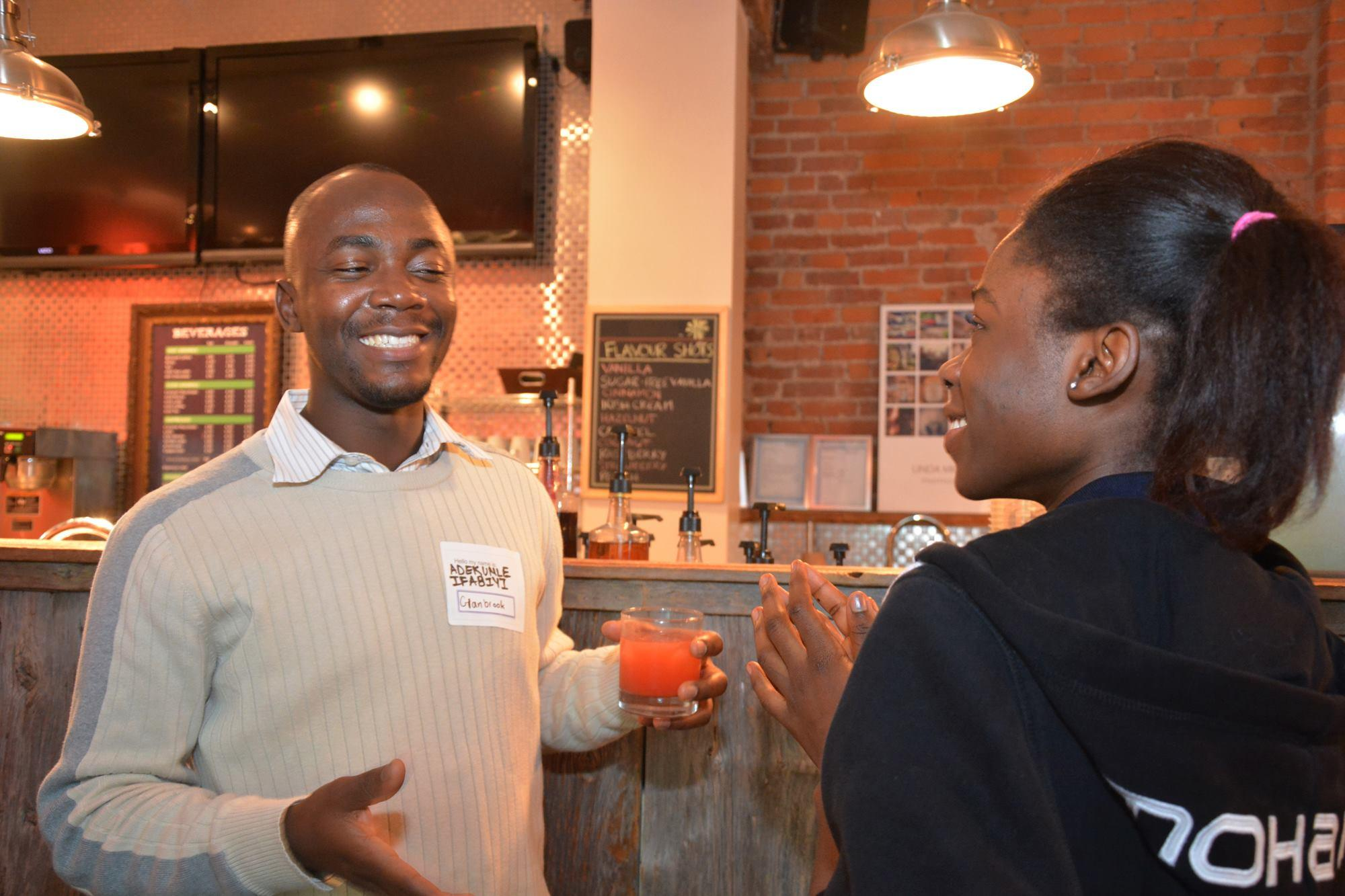 Perfect your pitch: Networking your way to career success