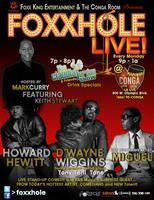 "JAMIE FOXX PRESENTS ""Foxxhole Monday's Live"" Hosted by..."