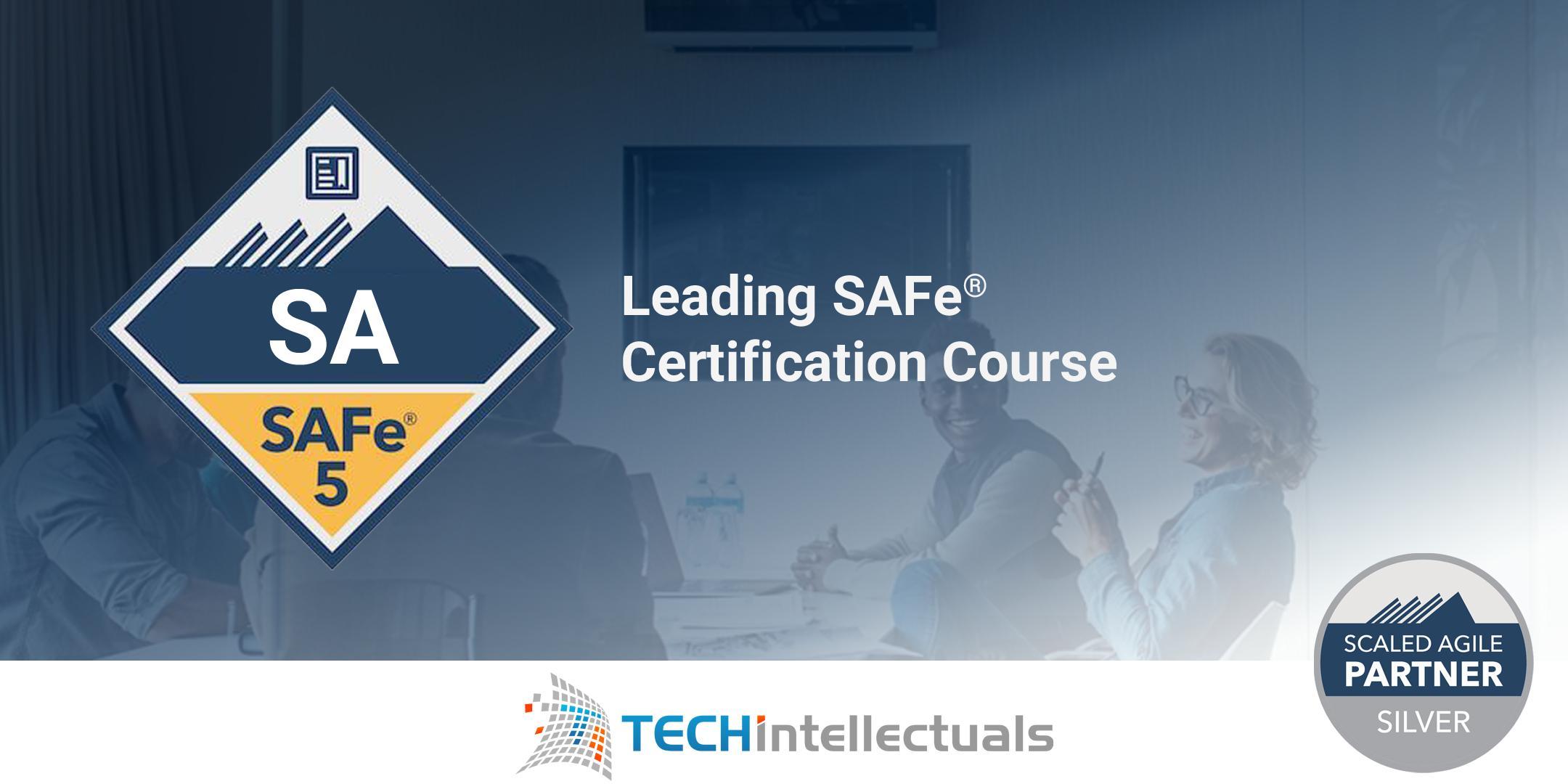 Leading SAFe® Certification Course 5.0 (SA) - Calgary, Alberta