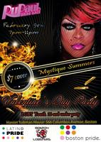 Boston Pride Valentine's Day Youth Dance With Mystique...