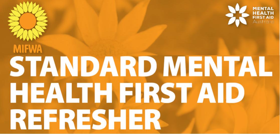 Standard Mental Health First Aid Refresher Course