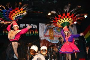 Renacer Folklorico Bolivia