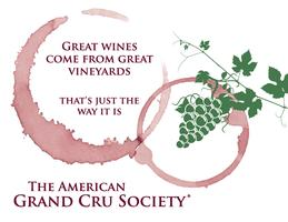 American Grand Cru Society - East Coast Premiere of...