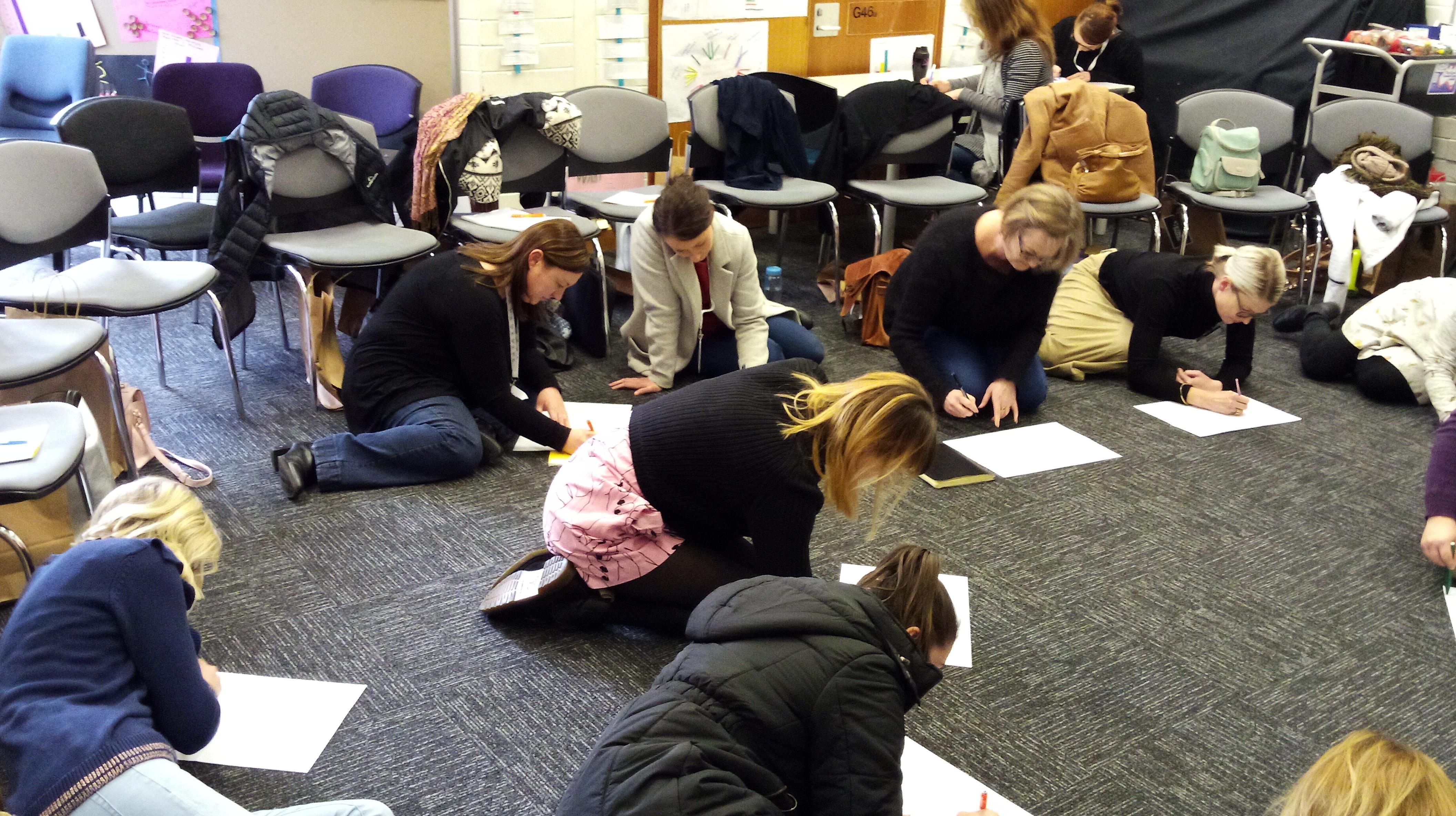 Literacy in Action (Masterclass: Drama/Performing Arts/English Teachers)