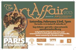 The Art Affair 2013