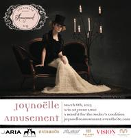 Joynoelle Presents Amusement: A Fashion Event in Three Parts