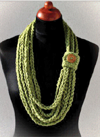Chain Scarf Crochet Workshop