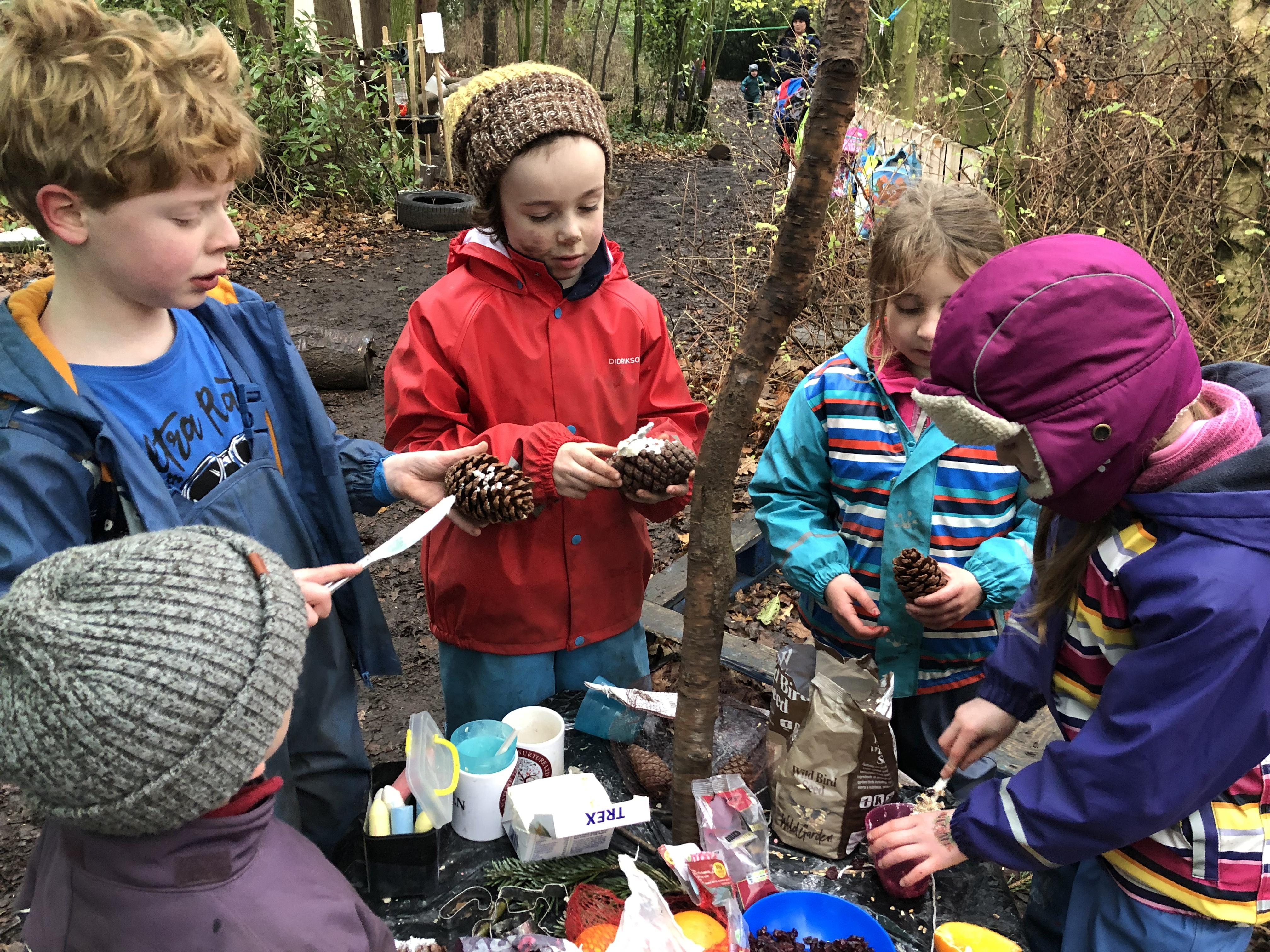 Summer Forest School Session