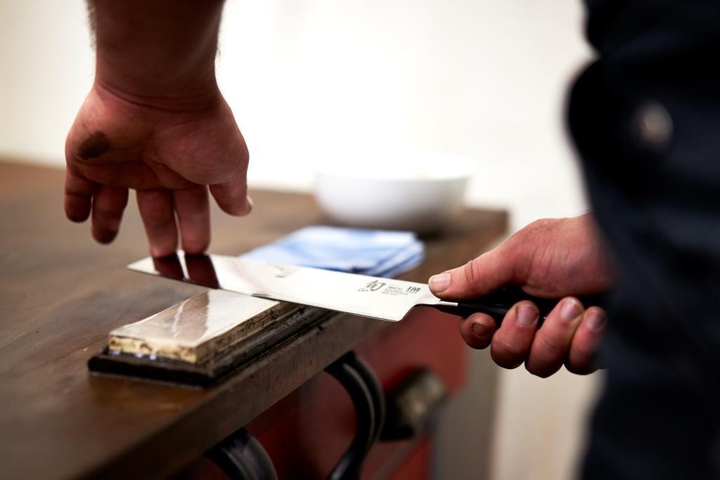 Schleifkurs für Koch- und Küchenmesser