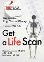 TEDxLAU Salon V.4.0: Get a Life Scan