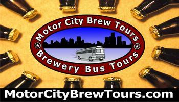 MOTOR CITY BREW TOURS - BUS TRIP - WINTER BEER...