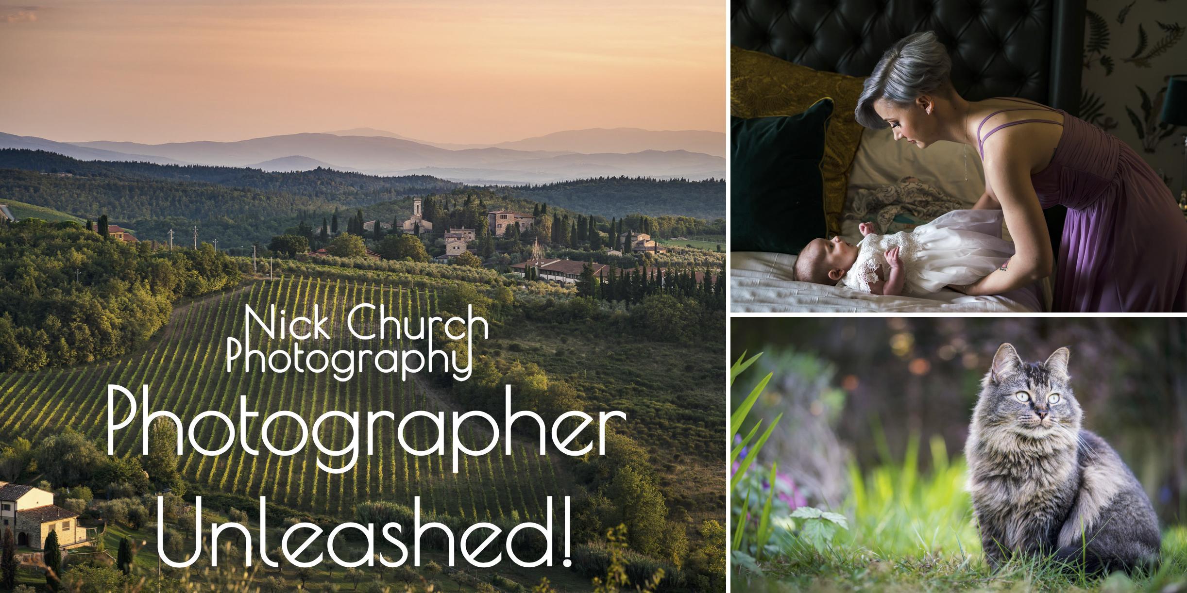 Photographer Unleashed!