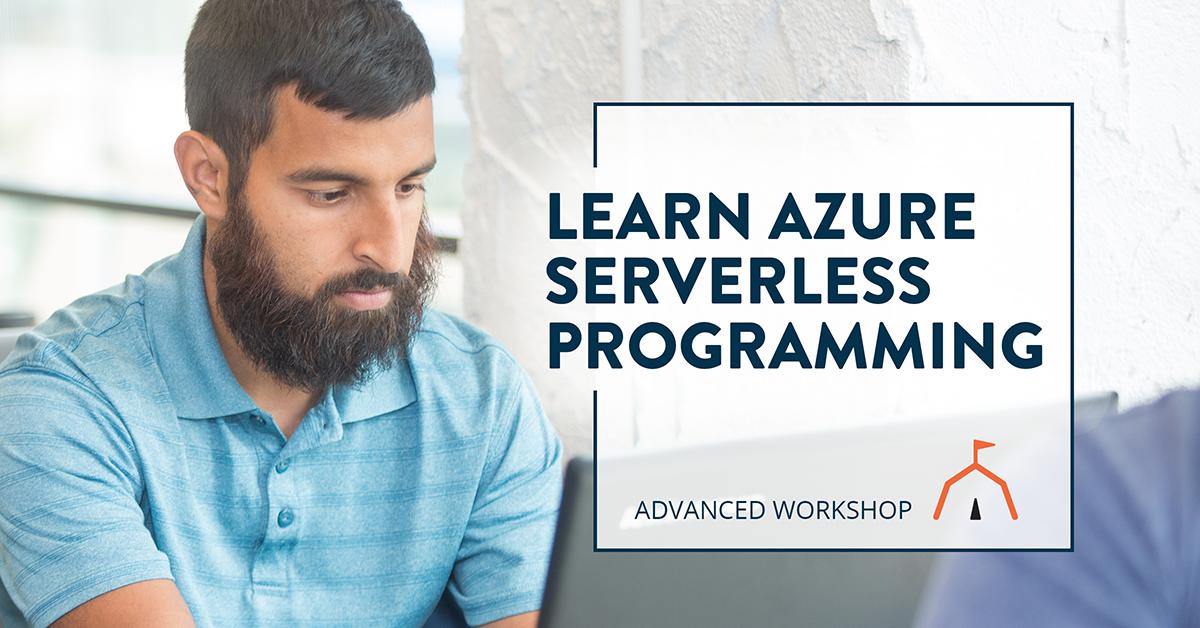 Learn Azure Serverless Programming Workshop