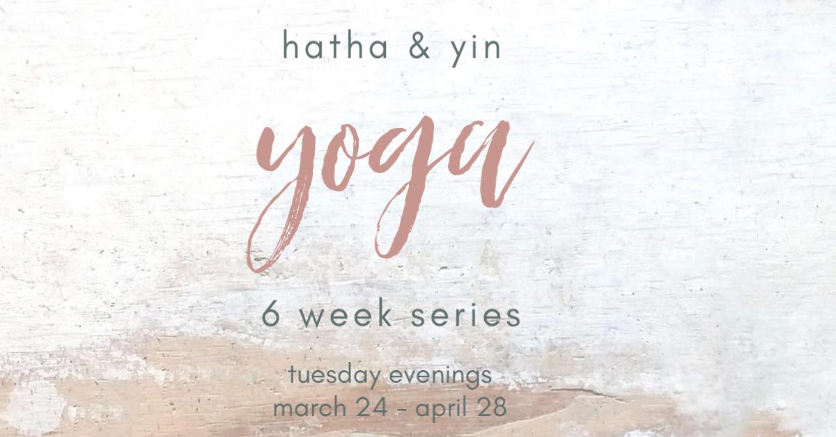Yoga for Beginners - Intermediate - 6 Week Series