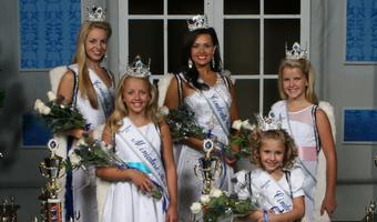 NEW ENGLAND CINDERELLA PAGEANT ~ RI PRELIMINARY