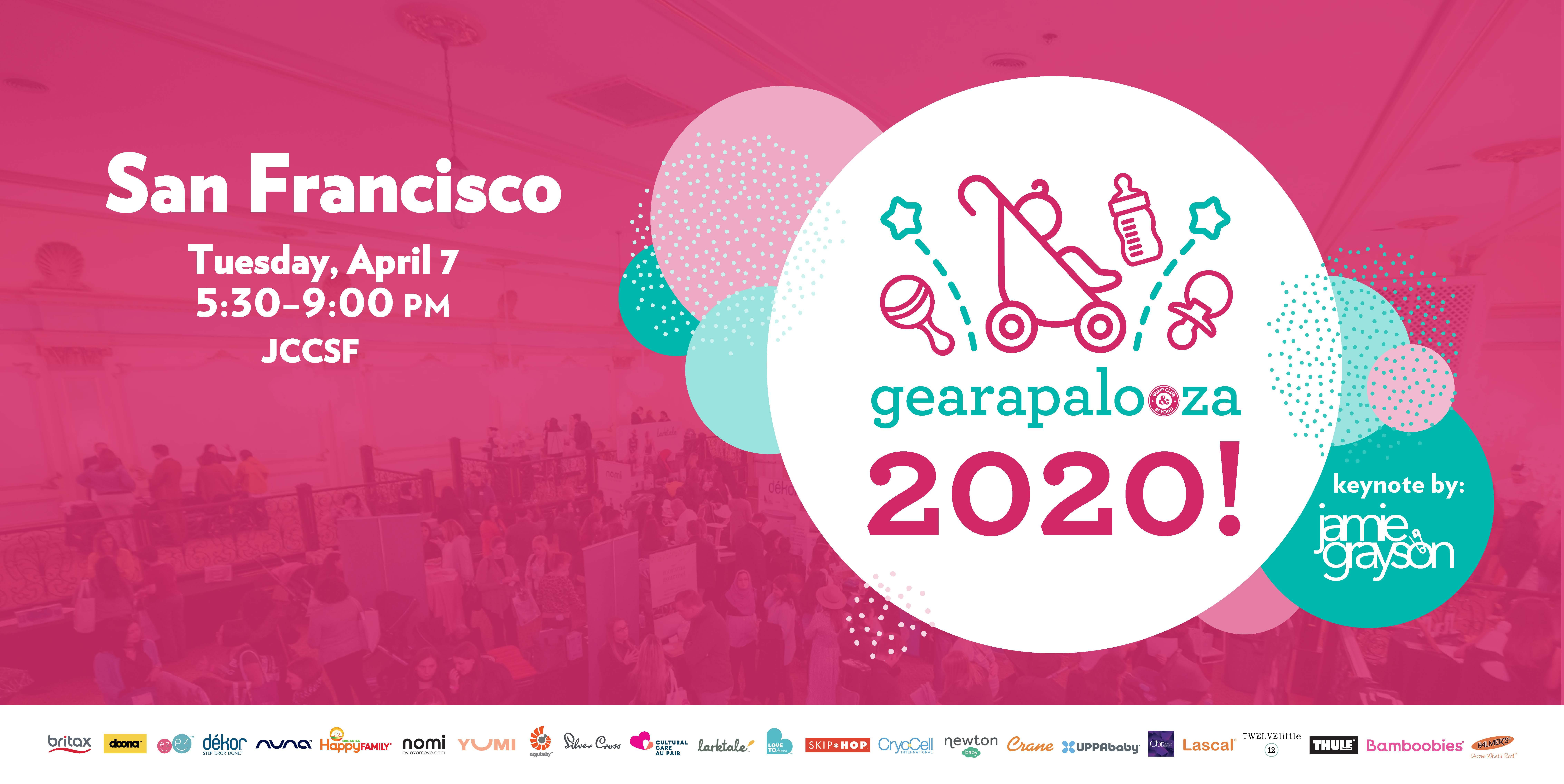 Gearapalooza San Francisco 2020