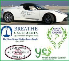 BREATHE CA Charity Soirée and Tesla Roadster Auction