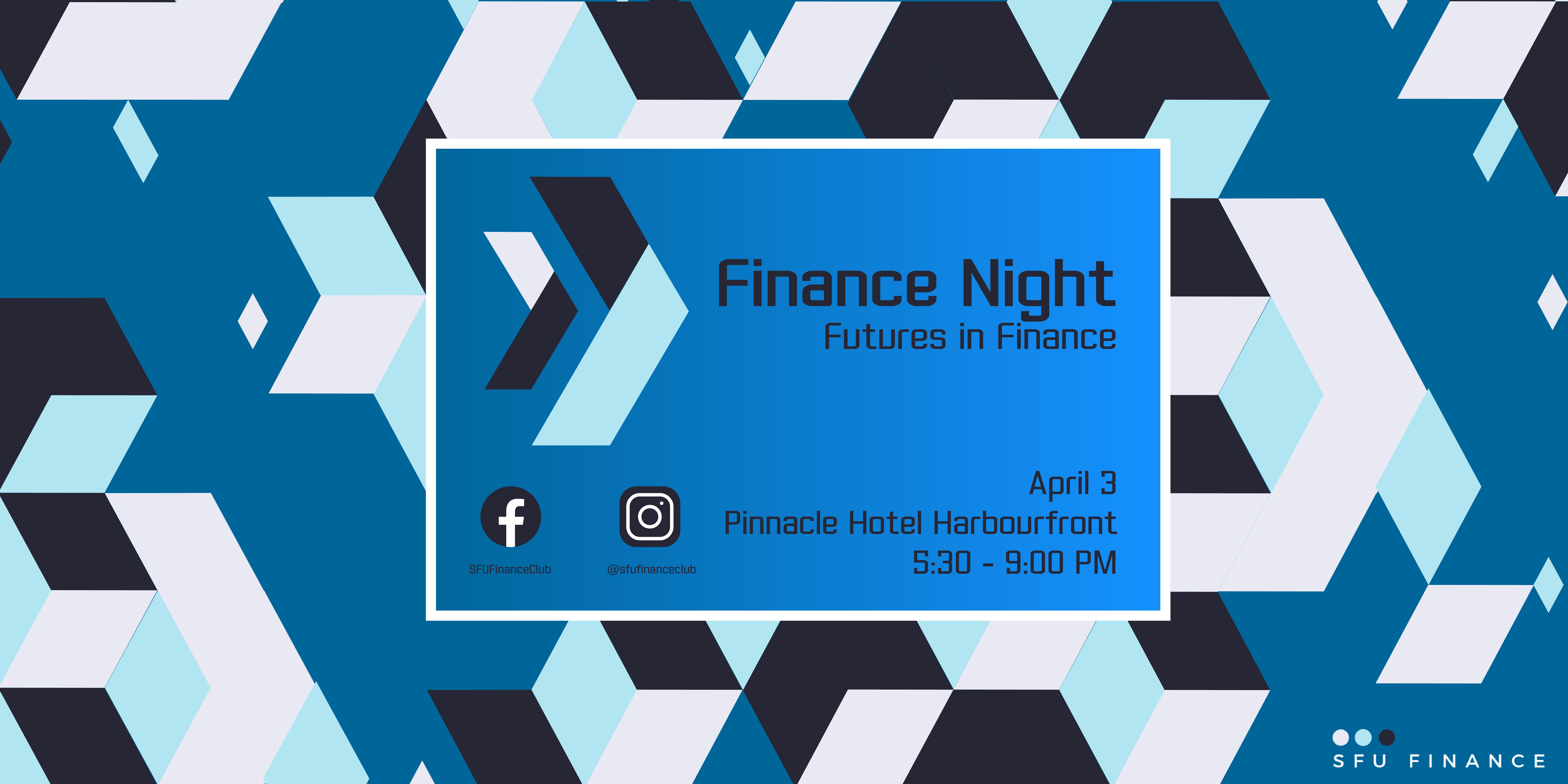 Finance Night: Futures in Finance