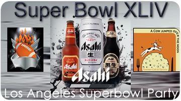 Los Angeles Super Bowl Party