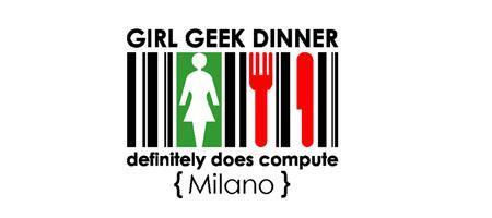 Girl Geek Dinners Milano #10