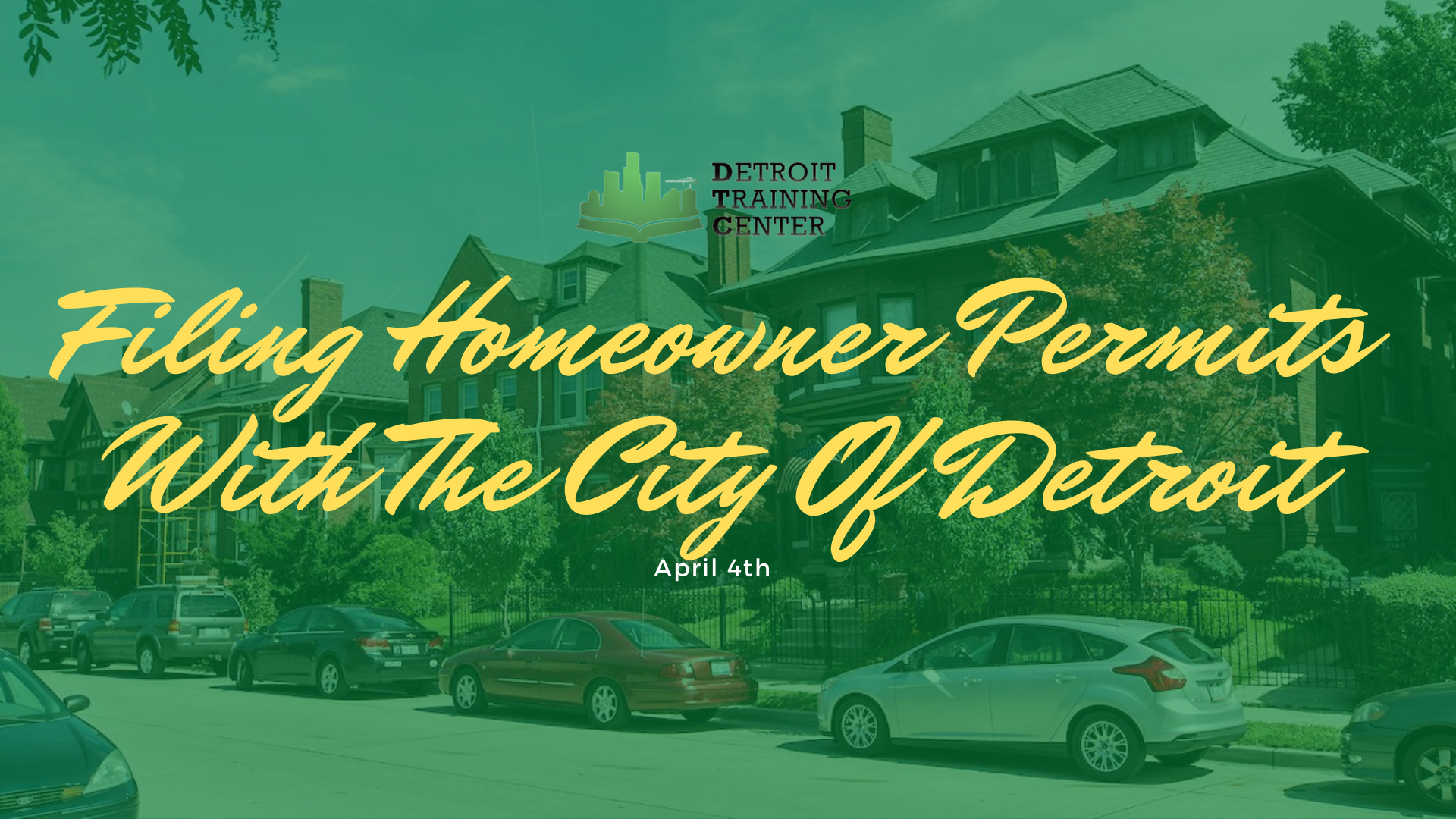 Filing Homeowner Permits With The City Of Detroit