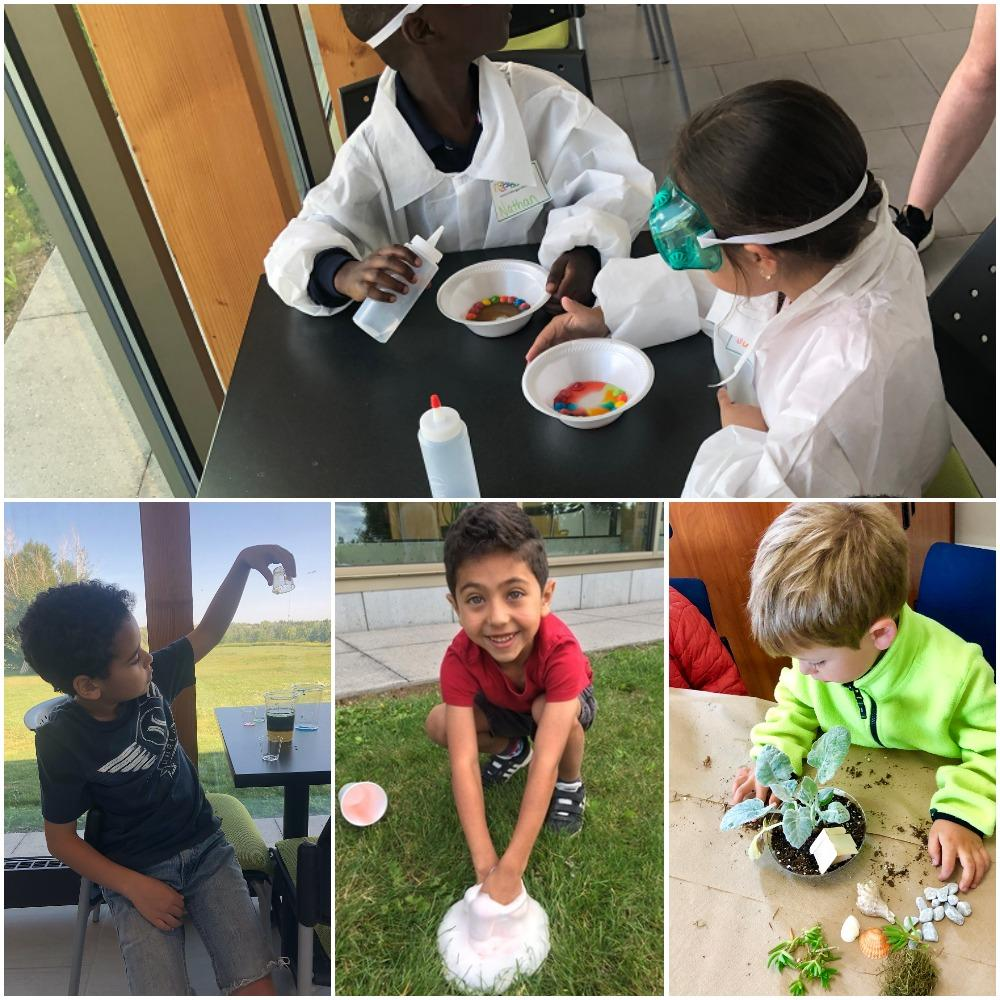 Summer Camps | Chemistry in the Kitchen! | Kids from 6 to 12