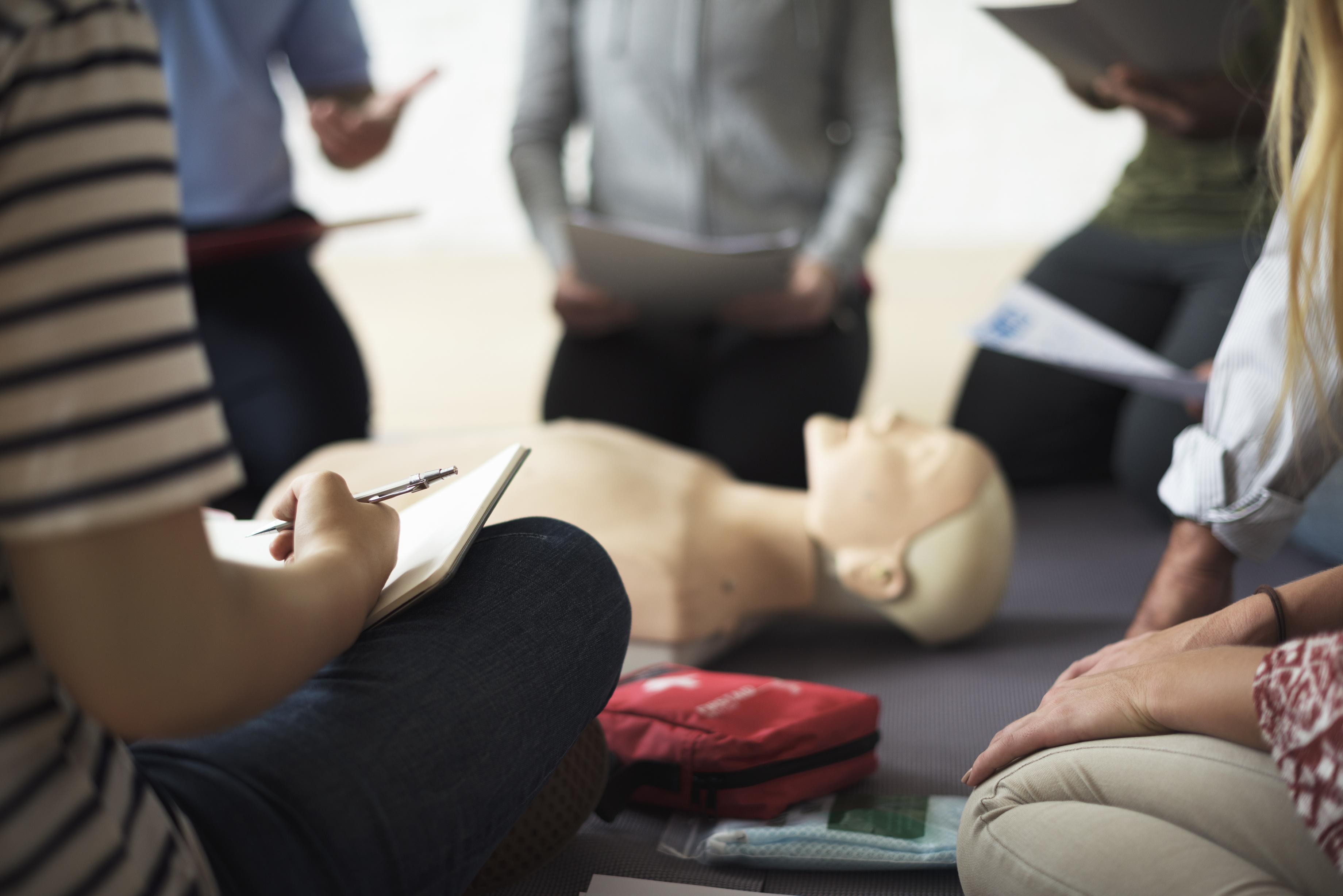 CPR & AED Certification Course - Basic Life Support BLS Provider
