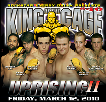 King of the Cage: UPRISING II