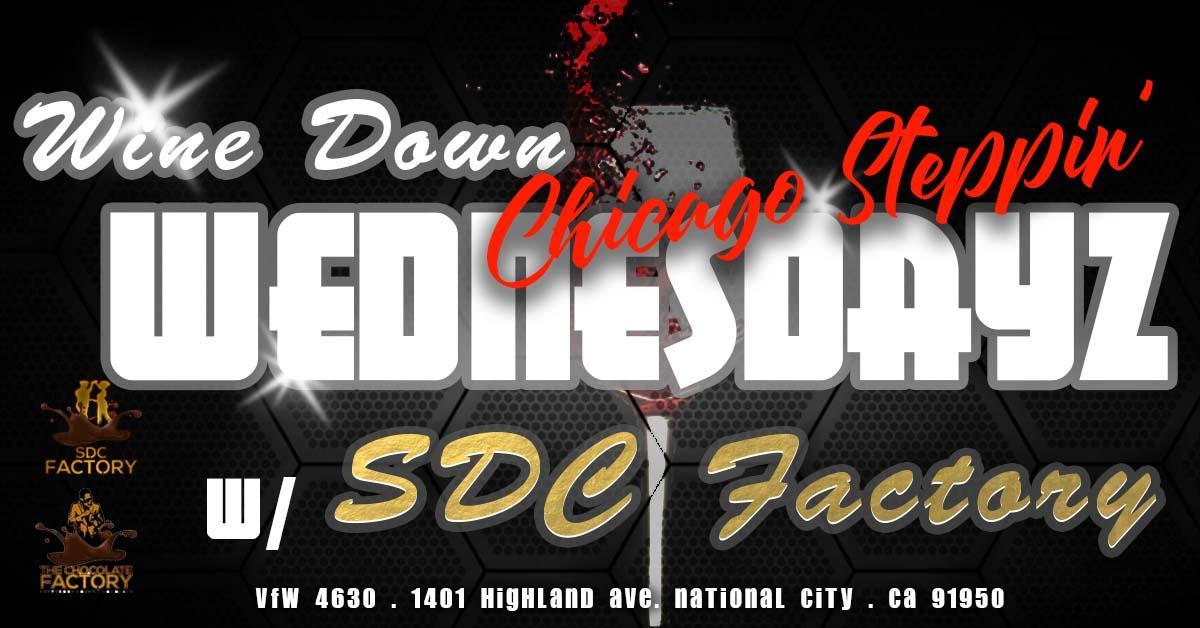 WDW- Wine Down Wednesdays-SDC