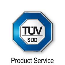 TÜV SÜD Product Service UK logo
