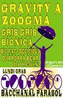 Bacchanal Parasol feat. Gravity A ZOOGMA (2sets),...