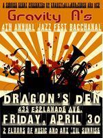 4th Annual JazzFest Bacchanal (feat. GravityA, Signal...