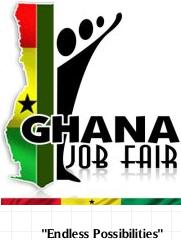 Ghana Job Fair TEAM logo