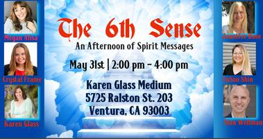 The Sixth Sense-Afternoon of Spirit Messages