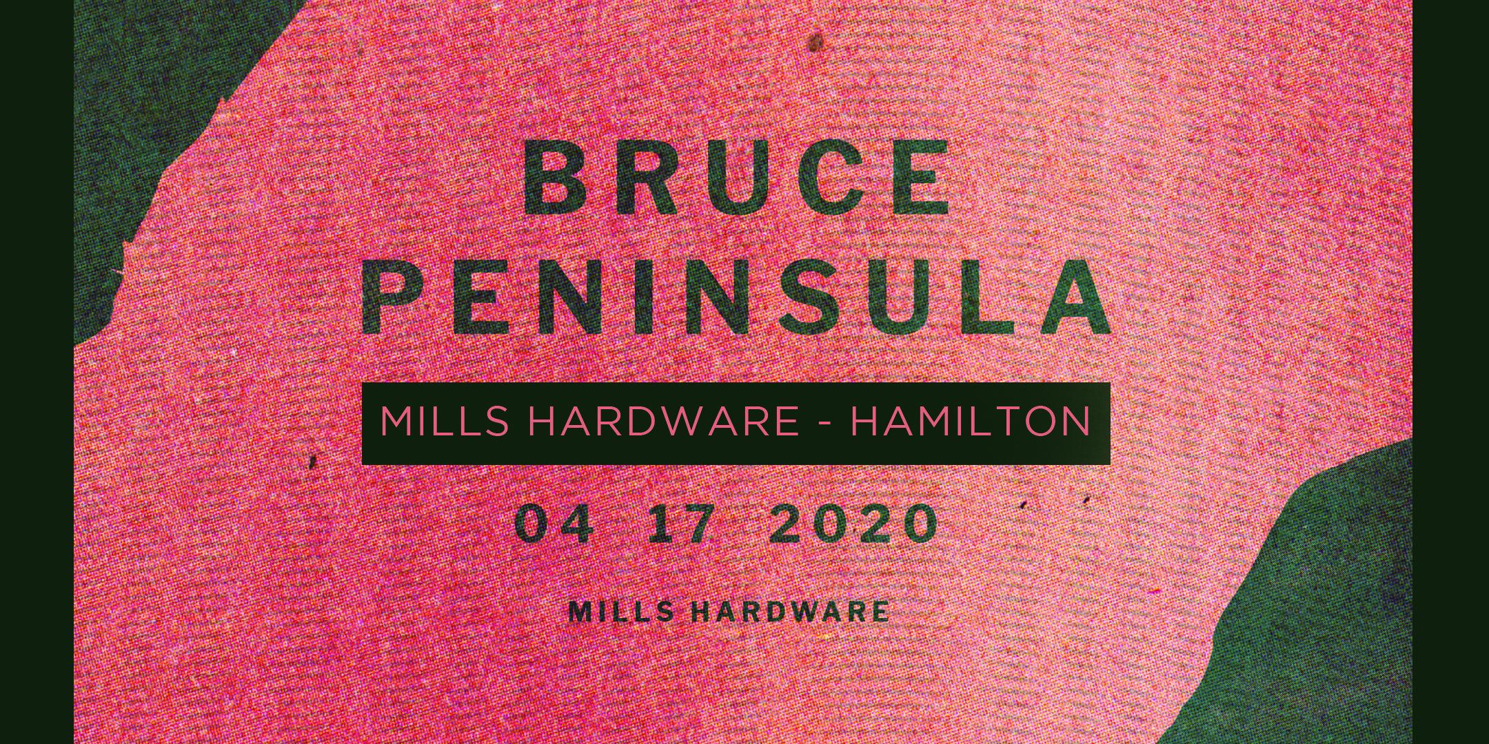 Bruce Peninsula