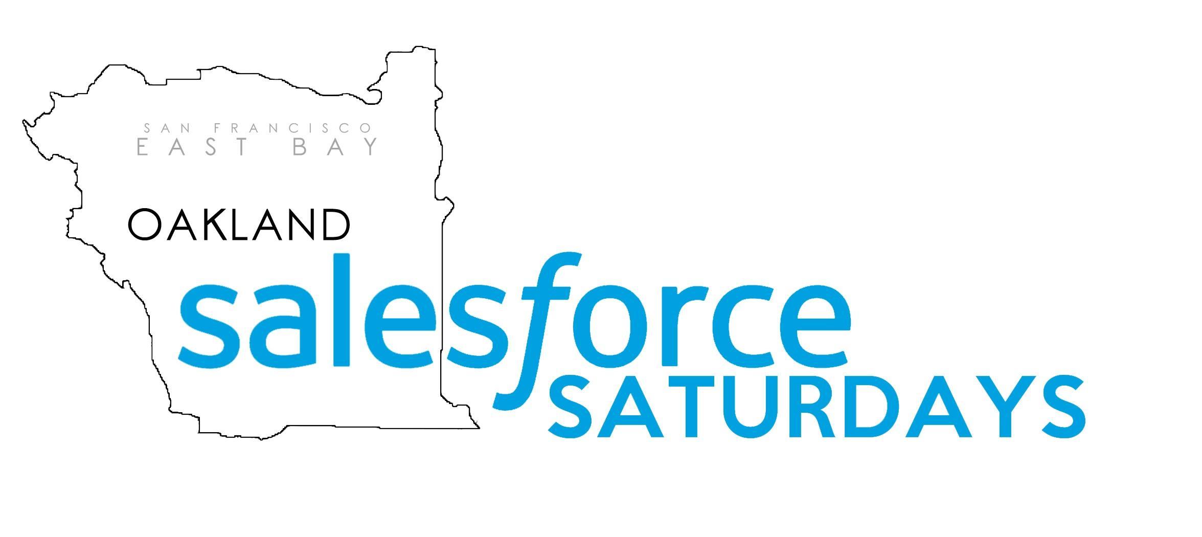 Virtual Oakland Salesforce Saturday