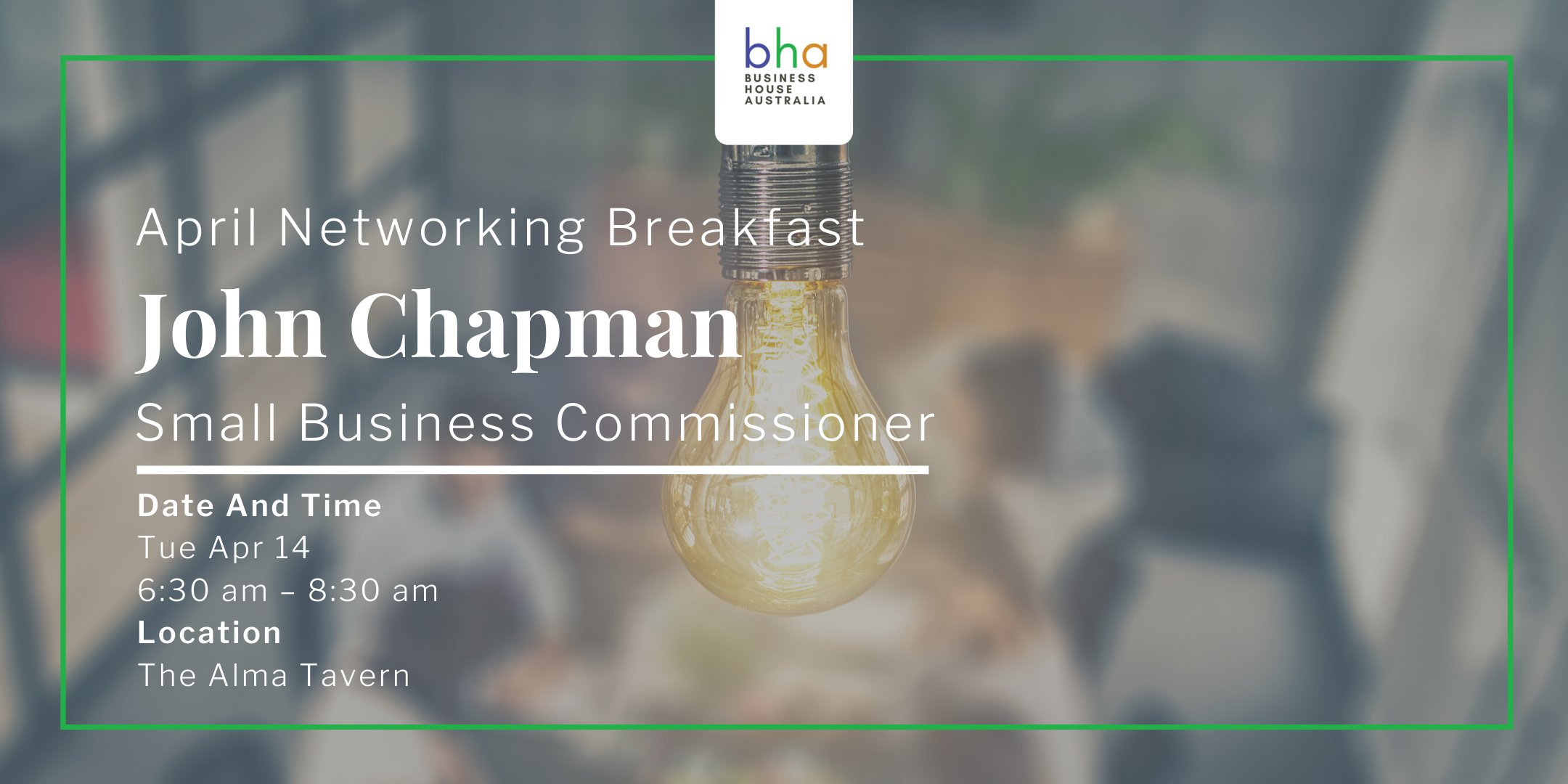 April Networking Breakfast