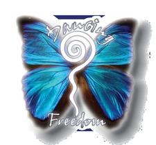 Dancing Freedom logo